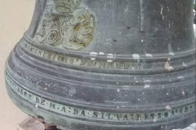 SINO ANTIGO DA MATRIZ DE MAUÉS 1893. (4)